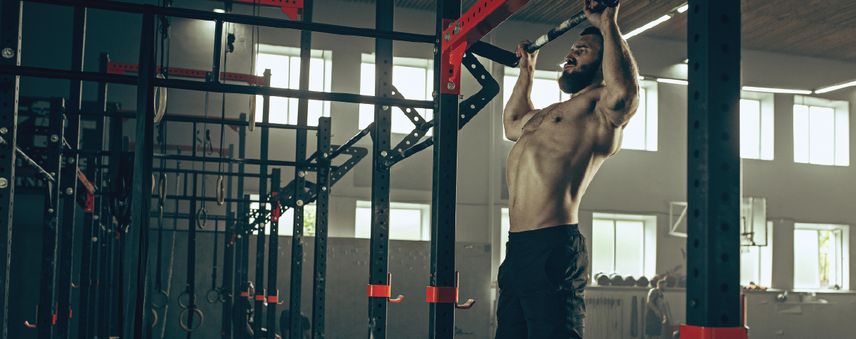 Top Benefits of Pull Ups