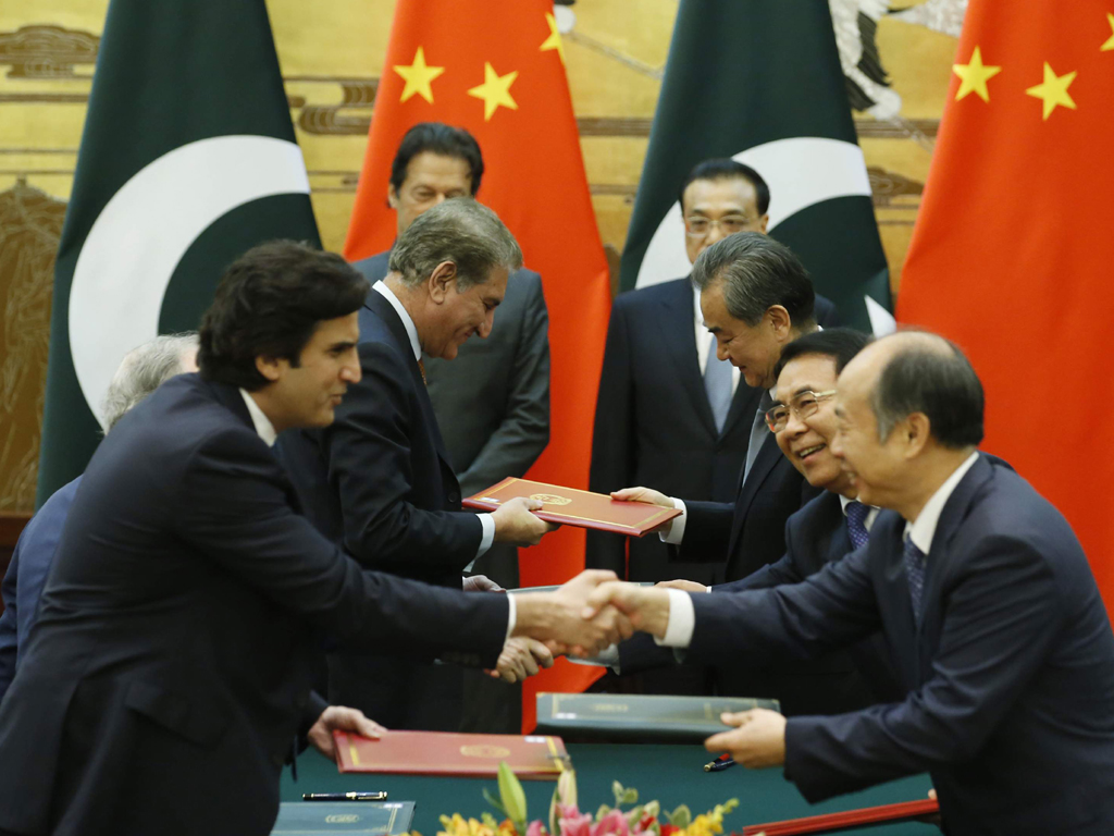 China tops as a Lead Foreign Investor in Pakistan, followed by Norway