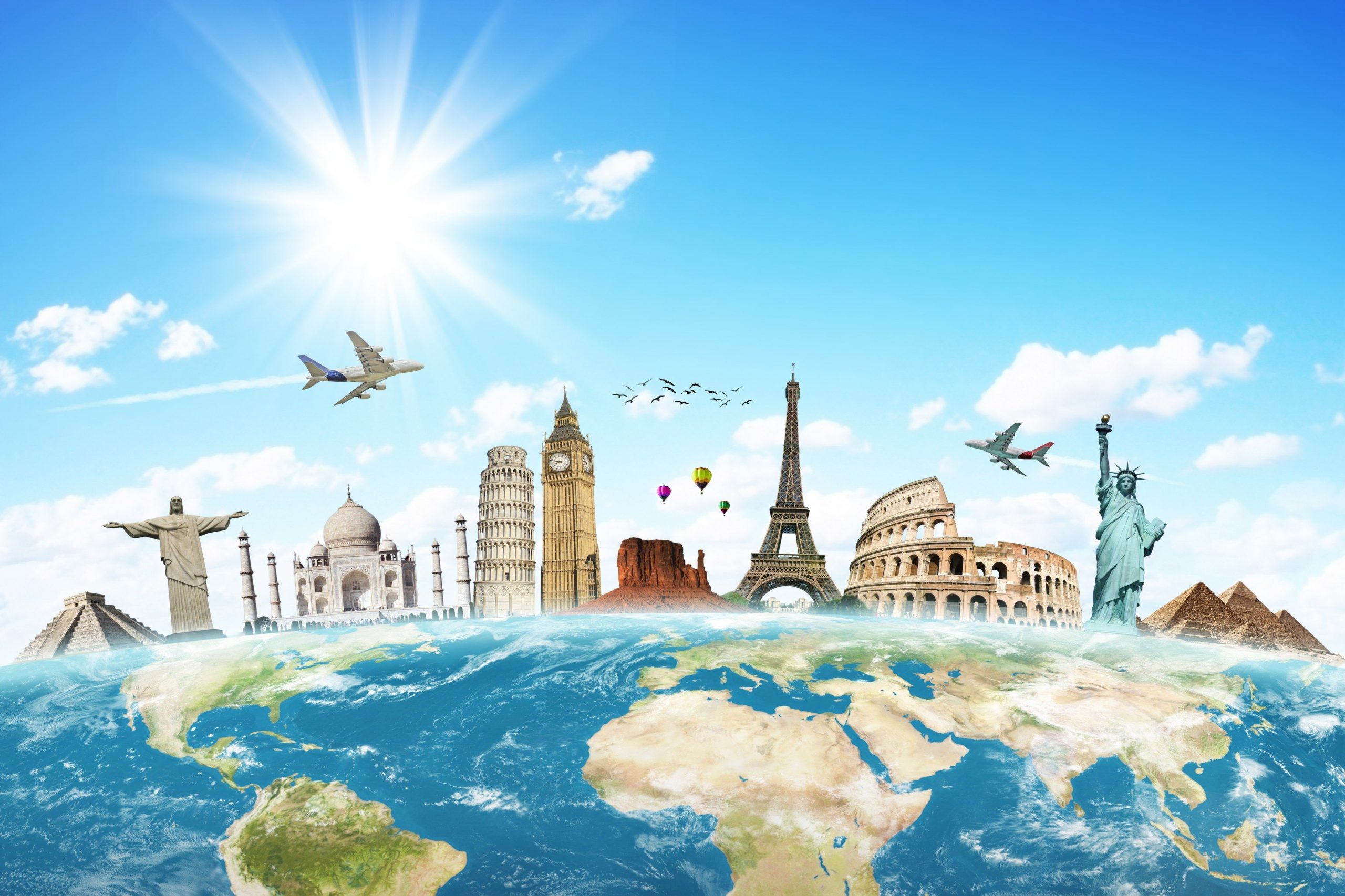 Top10 Best Places to Travel on a Low Budget