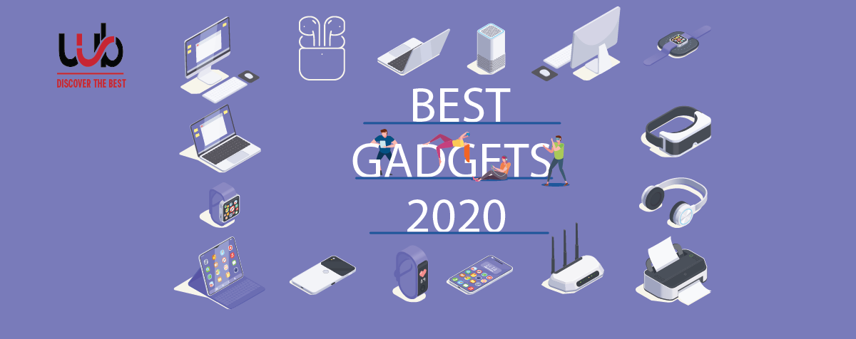 Top Ten Coolest Tech Gadgets Of 2020