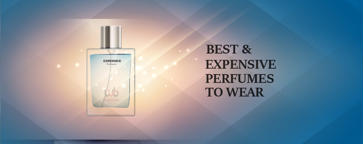 Top Expensive Perfumes All Over The World