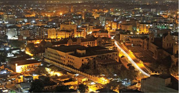 Karachi City: On World Crime Index