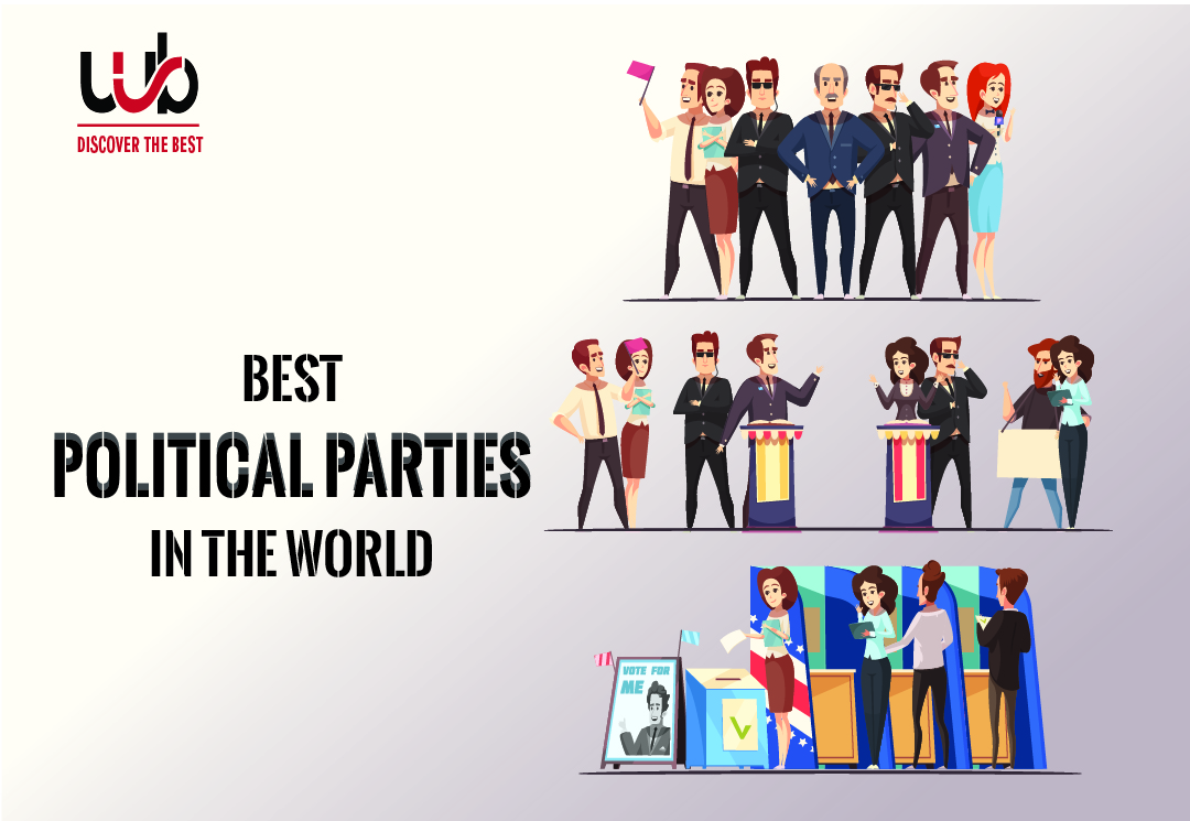 Best And Largest Political Parties Of The World
