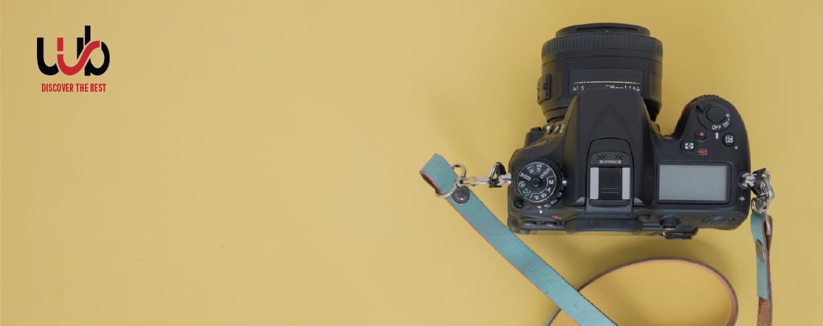 Best DSLR cameras for Photography