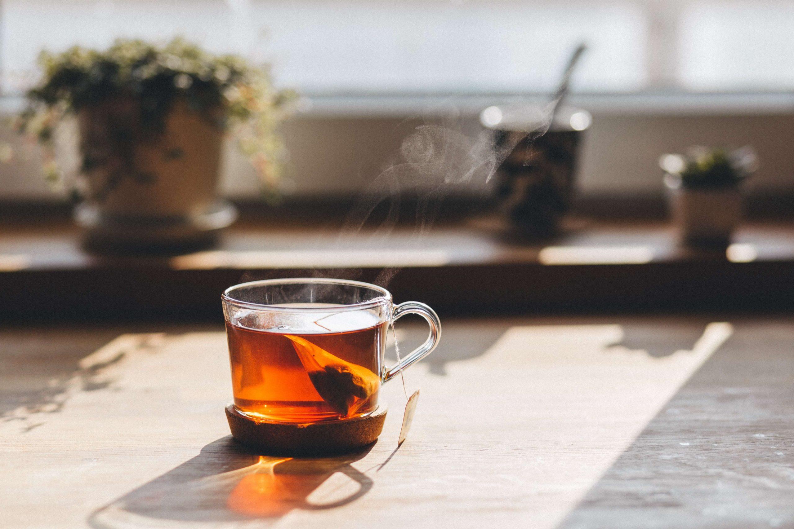 BENEFITS OF  SPEARMINT TEA
